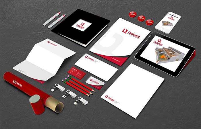 identidad visual corporativa Laquant