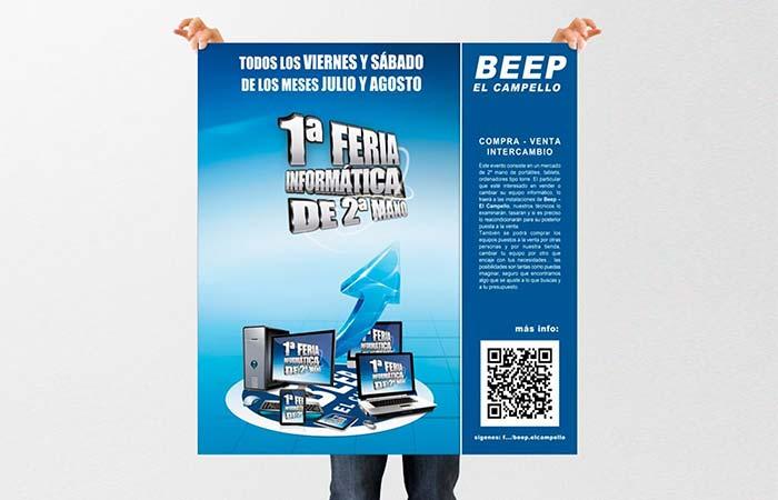 cartel beep