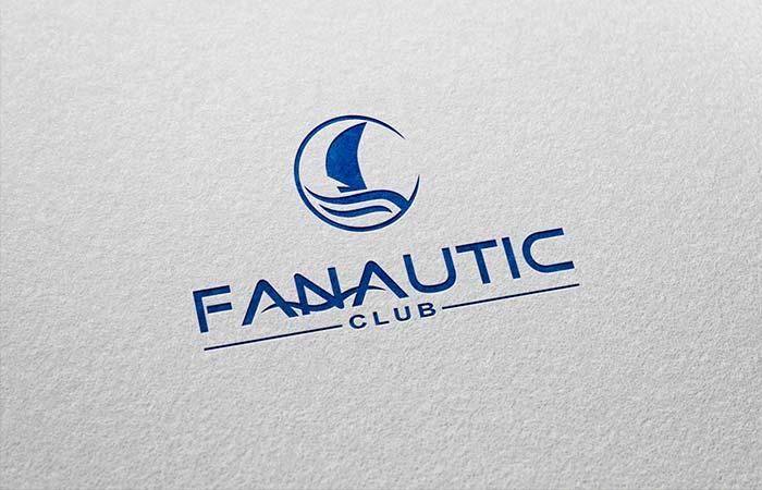 Creación de logo Fanautic Club
