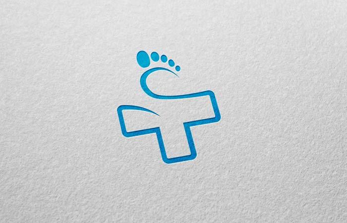 diseño de símbolo podolagía