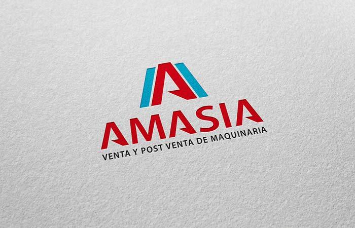 logotipo Amasia