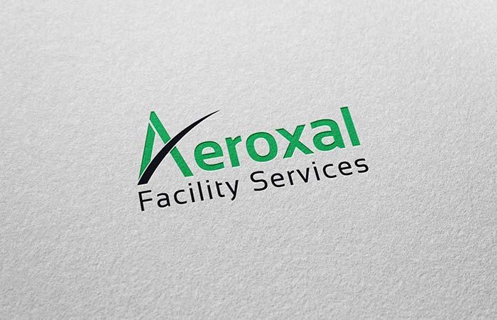 logotipo Aeroxal