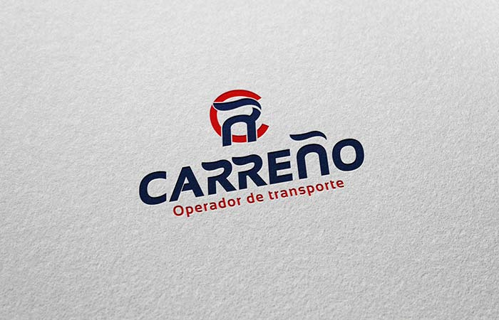 logotipo carreño