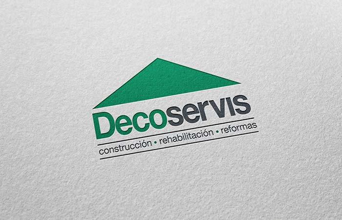 logotipo Decoservis