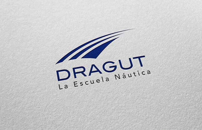 logotipo Dragut