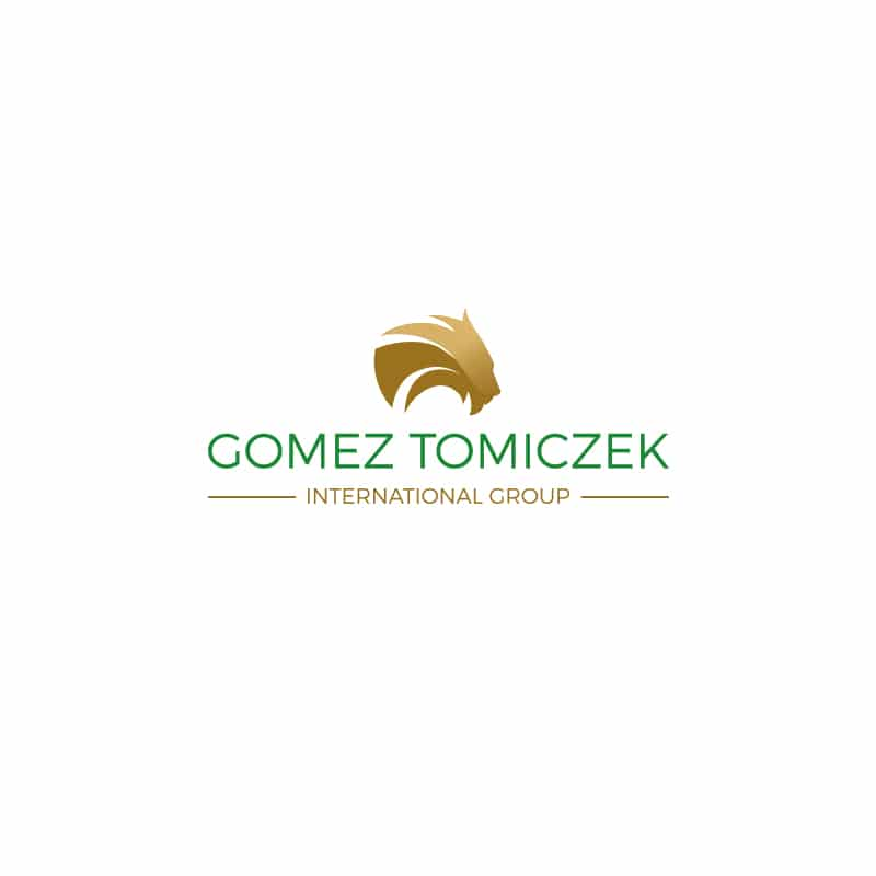 logotipo Gomez Tomiczek