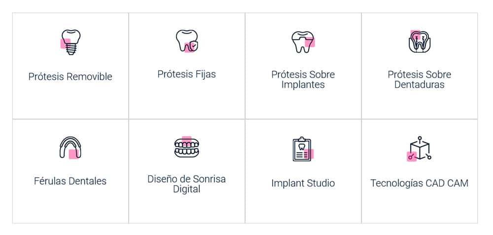 diseño- de iconos para laboratorio dental